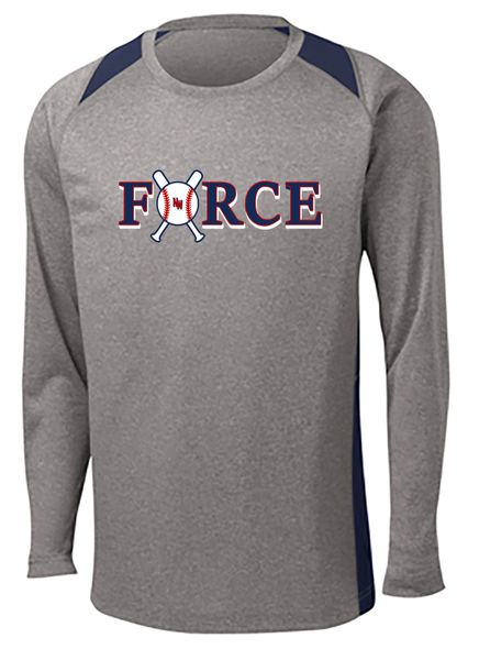 Force Fan Gear Long Sleeve Jersey