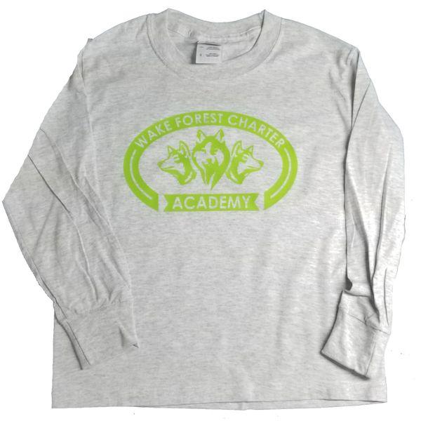 WFCA Long Sleeve Cotton T-Shirt