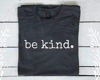 Be Kind Tee - No Shipping Needed