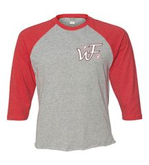 Ladies WF All-Stars Raglan