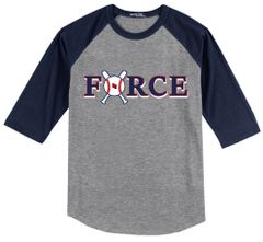 Force Cotton Raglan