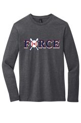 Force Long Sleeve Cotton Tee