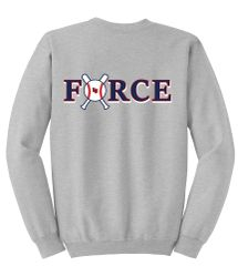 Force Cotton Crewneck Sweatshirt