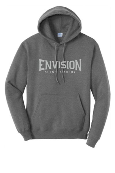 Envision Science Academy Uniform Approved Sponge Fleece Hoodie