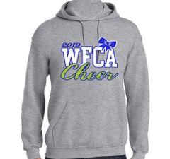 WFCA 2019 Cheerleading Hoodie