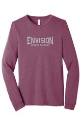 Envision Science Academy Bella & Canvas Soft Long Sleeve Spirit Tee