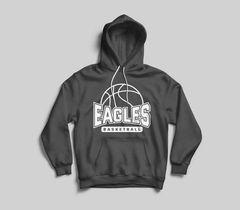 RCA Eagles Basketball Spirit Hoodie