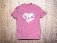 I Heart RCA Spirit Shirt