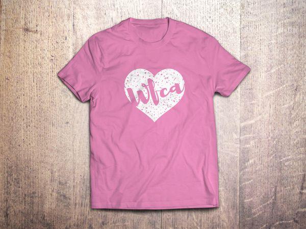 I Heart WFCA Spirit Shirt