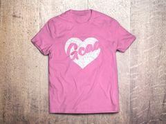 I Heart GCCA Spirit Shirt
