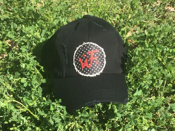 WF All Stars Distressed Ball Cap