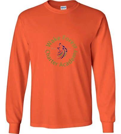 WFCA Long Sleeve Gildan Ultra Cotton T-Shirt