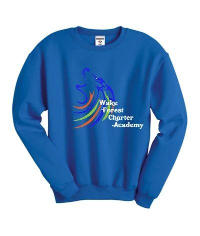 WFCA Gildan Heavy Blend Crewneck Sweatshirt