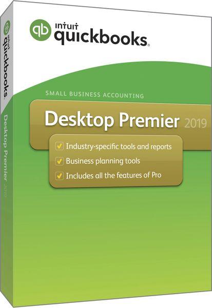 QuickBooks Premier 2020 Desktop Download 1, 2, 3, 4, or 5 User Editions