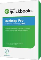 QuickBooks Pro 2020 Desktop Download 1, 2 or 3 User Editions