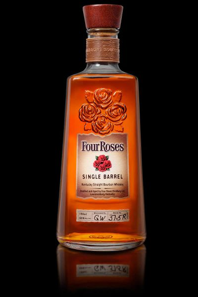Four Roses Single Barrel Bourbon Whiskey