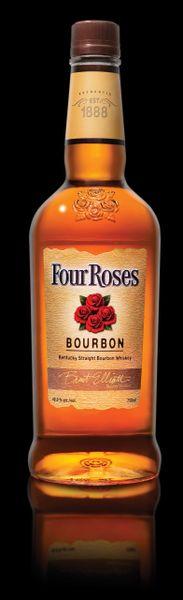 Four Roses Yellow Label Bourbon Whiskey
