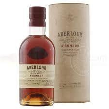 Aberlour A'bunadh Single Malt Scotch Whisky
