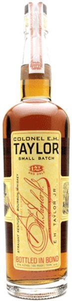 Colonel E.H. Taylor, Jr. Small Batch Bourbon