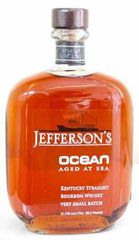 Jefferson's Ocean: Aged At Sea Bourbon Voyage 17