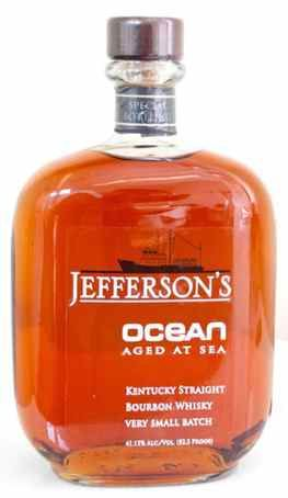 Jefferson's Ocean: Aged At Sea Bourbon Voyage 17