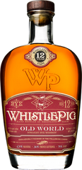 Whistle Pig Old World Marriage Rye Whiskey 12 Years Old
