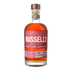 RUSSELL'S RESERVE SINGLE BARREL BOURBON