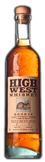 High West Bourye