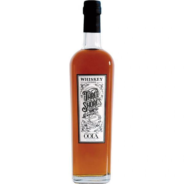Oola Discourse Three Shores Whiskey
