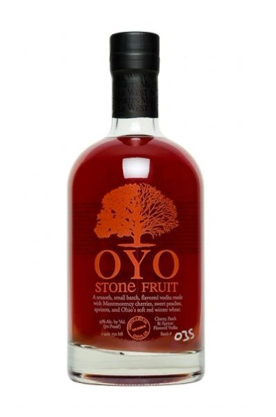 OYO Stone Fruit Vodka
