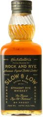 Hochstadter's Slow & Low Rock & Rye Whiskey
