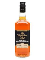Canadian Club 9 Year Reserve