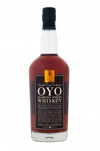 OYO Oloroso Wheat Whiskey Double Cask Collection