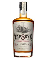 Tap Sherry Finished 8 Year Canadian Rye Whisky