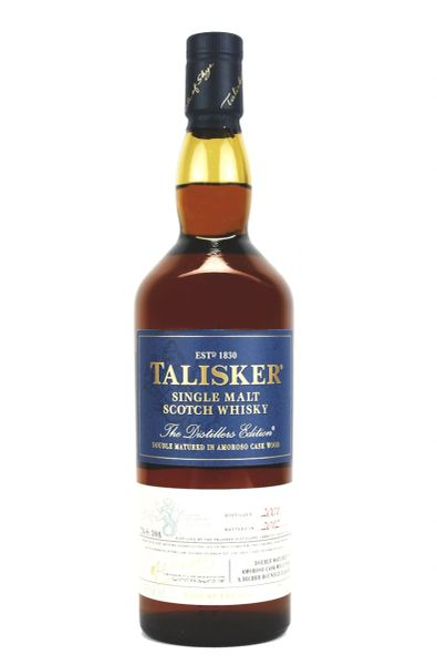 Talisker Distiller's Edition Double Matured Single Malt Scotch Whisky