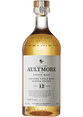 Aultmore 12 Year Single Malt Scotch Whisky