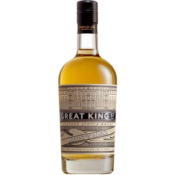 Compass Box Great King Street Artist's Blend Scotch Whisky