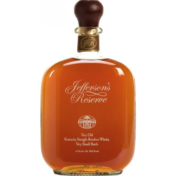 Jefferson's Reserve Small Batch Very Old Straight Bourbon Whiskey