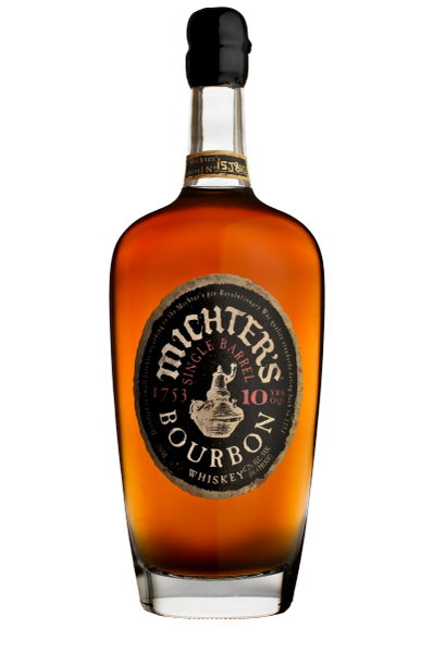 Michter's 10 Year Single Barrel Bourbon Whiskey
