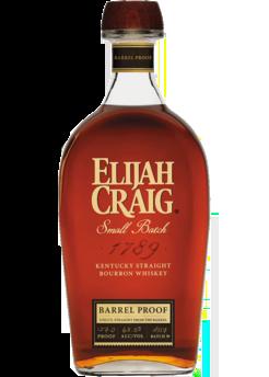 Elijah Craig Barrel Proof Bourbon Whiskey