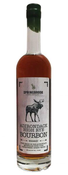 Adirondack High Rye Bourbon Whiskey