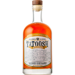 Tatoosh Small Batch Bourbon Whiskey