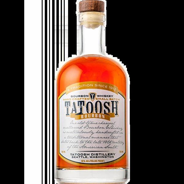 Tatoosh Small Batch Bourbon Whiskey