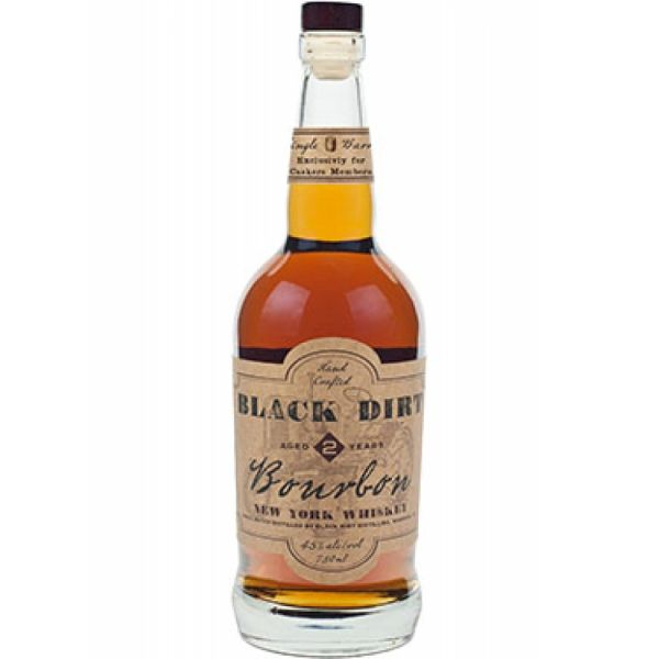 Black Dirt Single Barrel Bourbon Whiskey