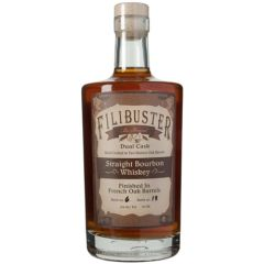 Filibuster Dual Cask Kentucky Straight Bourbon Whiskey