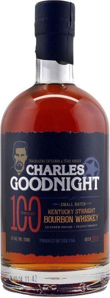 Charles Goodnight Kentucky Straight Bourbon