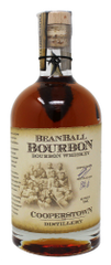 Cooperstown Distillery BeanBall Bourbon Whiskey