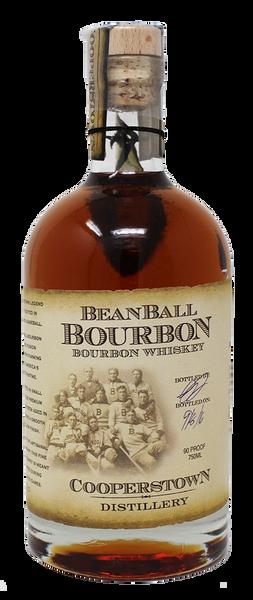 Cooperstown Distillery BeanBall Bourbon Whiskey