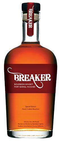 Breaker Port Barrel Finish Bourbon Whisky