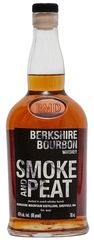 Berkshire Mountain Distillers Smoke and Peat Bourbon Whiskey